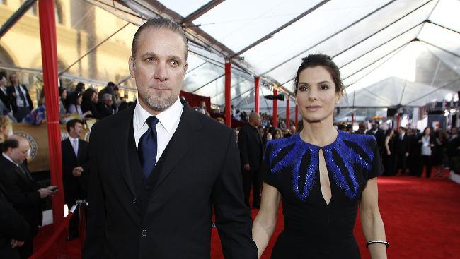 Jesse James a Sandra