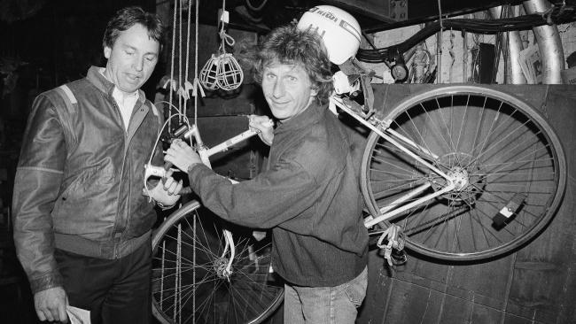 John Ritter a René Auberjonois