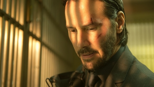 Záber z filmu John Wick