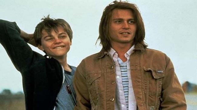 Čo žerie Gilberta Grapea, Johnny Depp