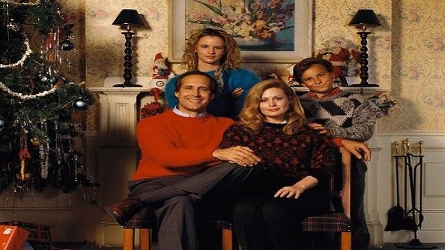 Johnny Galecki, Vianočné prázdniny