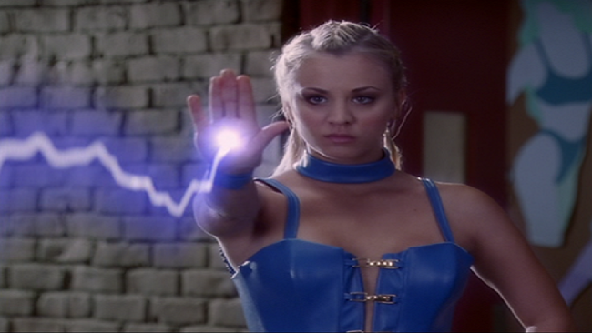 Kaley Cuoco, Čarodejnice
