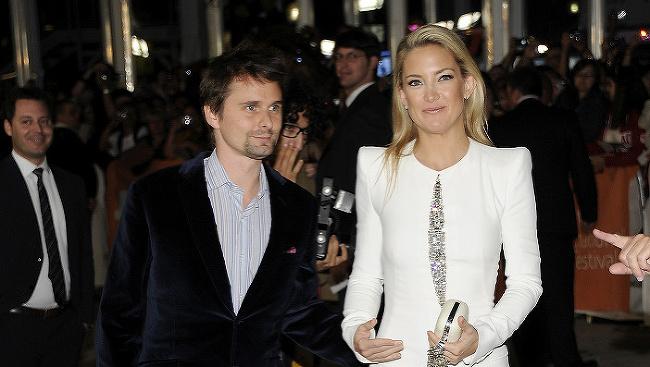 Matthew Bellamy a Kate