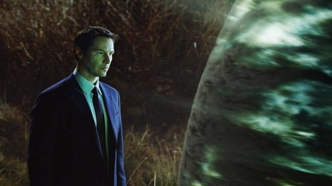 Deň, kedy sa zastavila Zem, Keanu Reeves