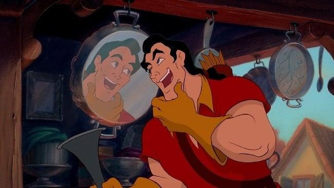 Gaston, Kráska a zviera