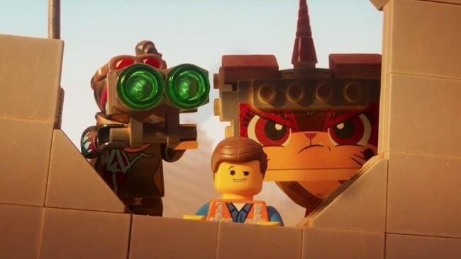 LEGO Príbeh sa vracia