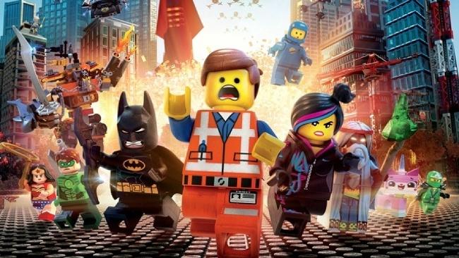 Lego príbeh