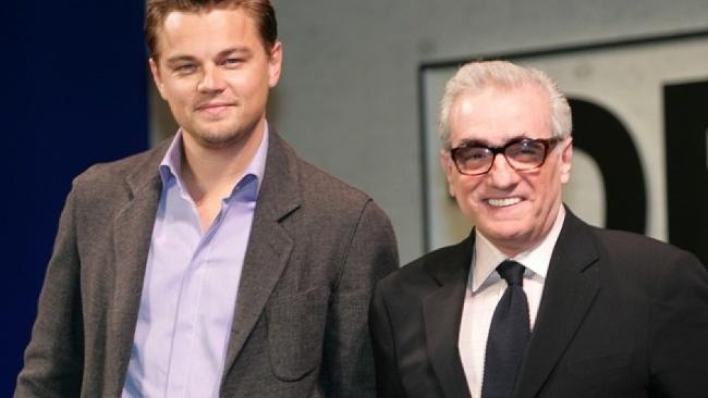 Martin Scorsese a Leonardo DiCaprio