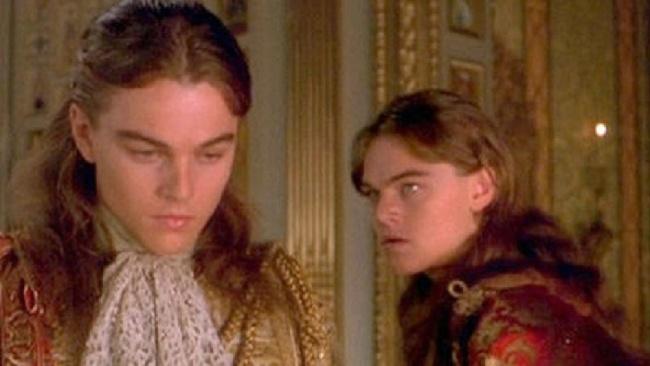 Leonardo DiCaprio, Muž so železnou maskou