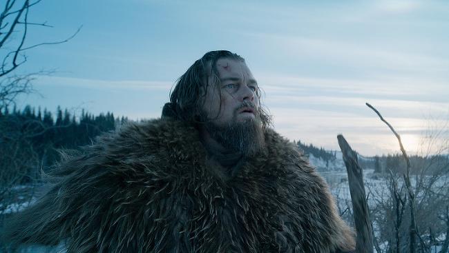 Leonardo DiCaprio vo filme