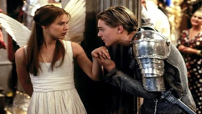 Claire Danes, Leonardo DiCaprio,