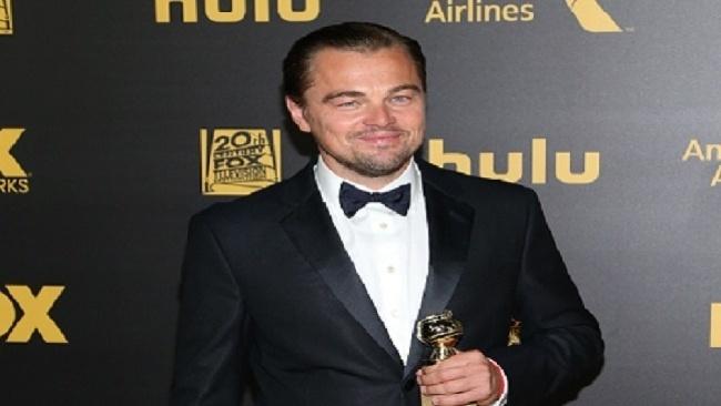 Zlatý glóbus, Leonardo DiCaprio