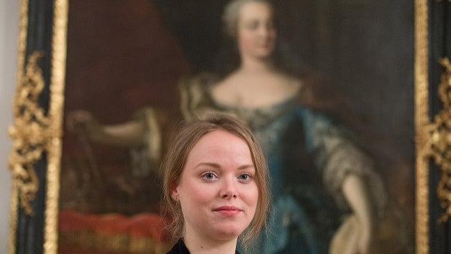 Mária Terézia, Marie-Luise Stockinger
