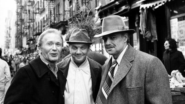 Red Buttons, Mario Puzo a Marlon Brando