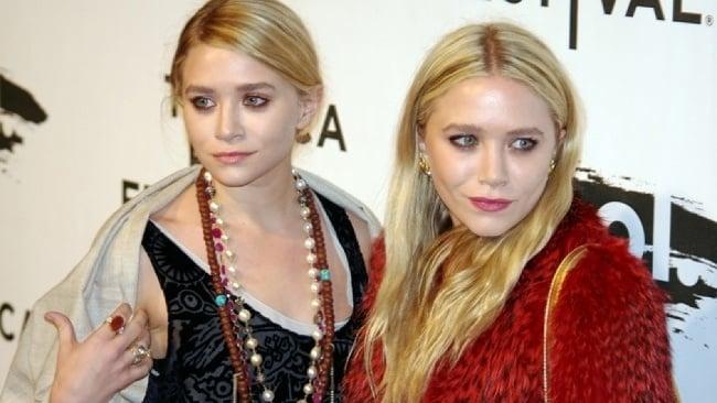 Mary-Kate Olsen a Ashley Olsen