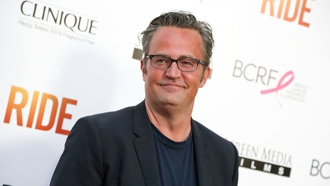 Matthew Perry (Chandler Bing)