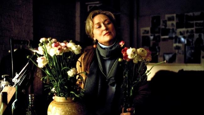 Meryl Streepová vo filme Hodiny