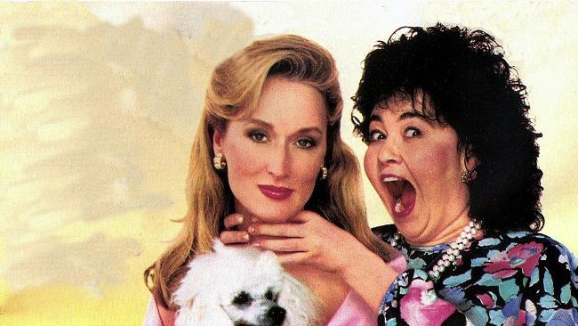 Meryl Streepová vo filme Diablica