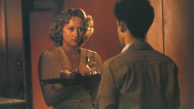 Meryl Streepová vo filme Sophiina voľba
