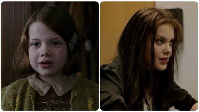 Georgie Henley, Narnia, Perfect Sisters