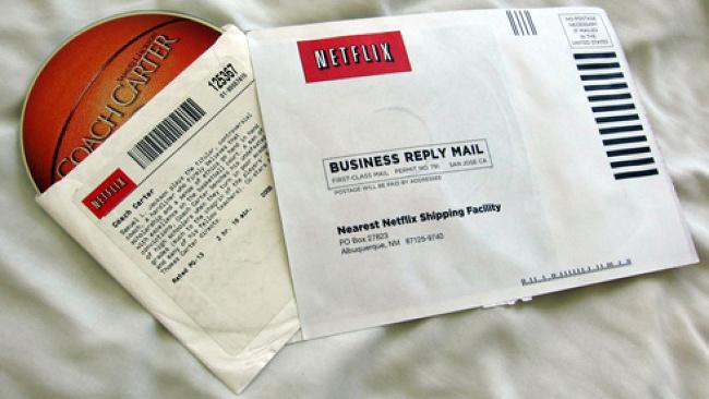 Donášková služba od Netflixu