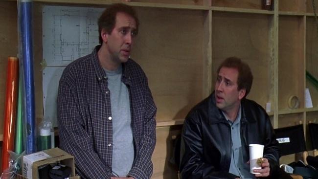 Nicolas Cage, Adaptácia