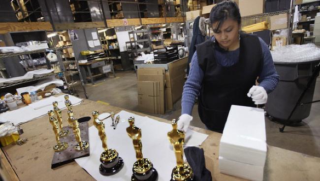 Miesto, kde sa vyrábajú Oscary