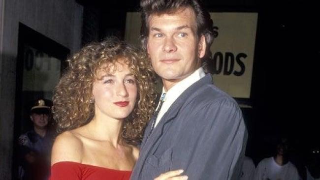Jennifer Grey a Patrick Swayze