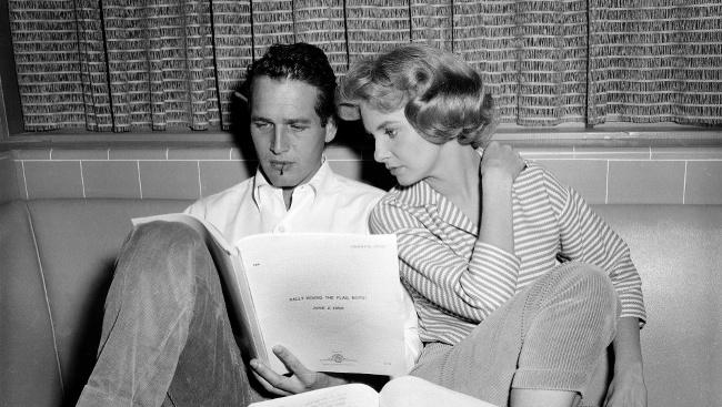 Paul Newman a Joanne Woodward