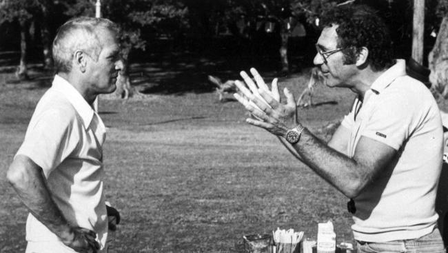 Paul Newman a Sydney Pollack