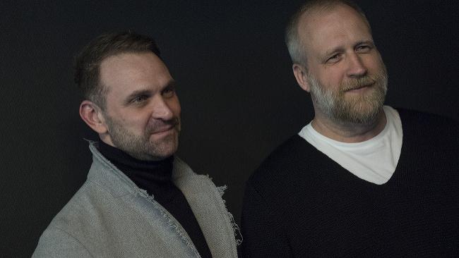 Tomáš Maštalír a Peter