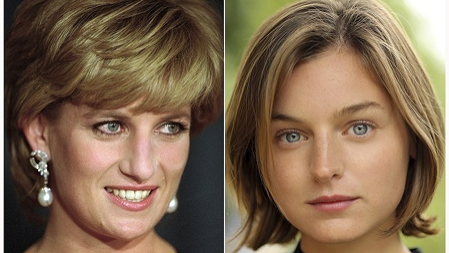 Princezná Diana, Emma Corrin