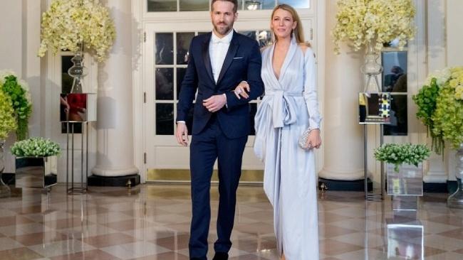 Reynolds s manželkou