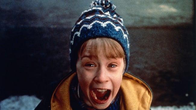 Macaulay Culkin v Sám