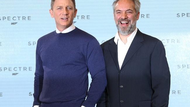 Sam Mendes a Daniel Craig
