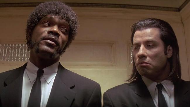 Samuel L. Jackson a John Travolta