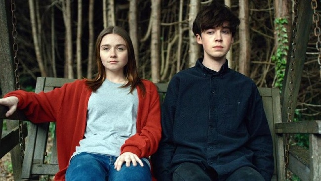 Seriál The End of the F**king World