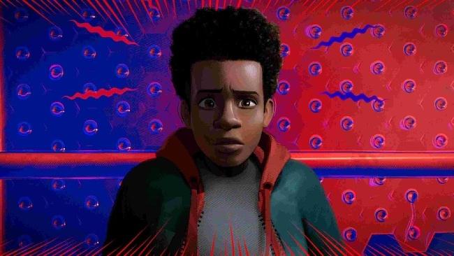 Animák Spider-Man: Paralelné svety