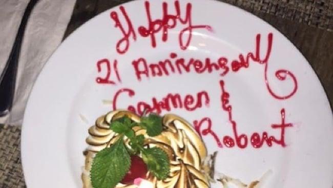 Geisenovci oslávili 21.výročie svadby