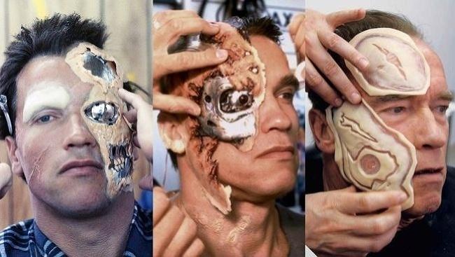 Arnold Schwarzenegger v priebehu rokov