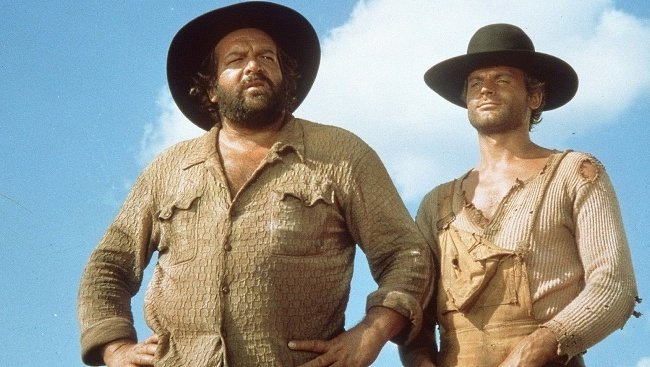 Bud Spencer a Terrence