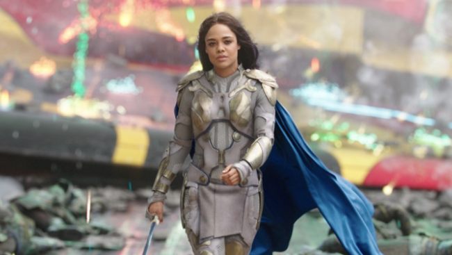Tessa Thompson (Thor: Ragnarok)