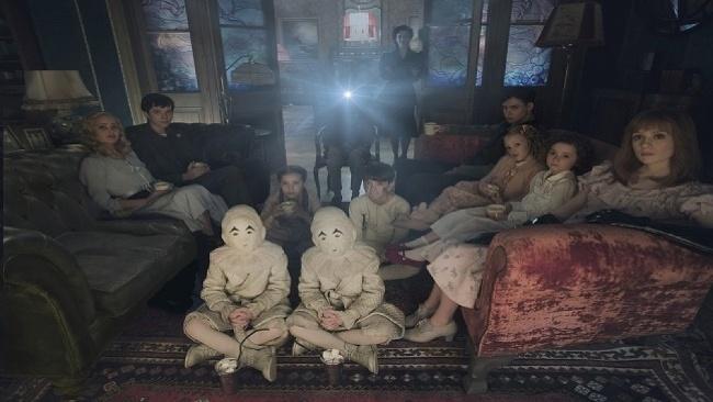 Domov pre neobyčajné deti slečny Peregrinovej, Tim Burton