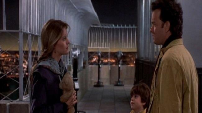 Tom Hanks, Bezsenné noci