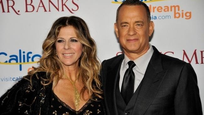 Tom Hanks a Rita