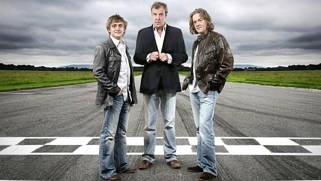 Tím relácie Top Gear