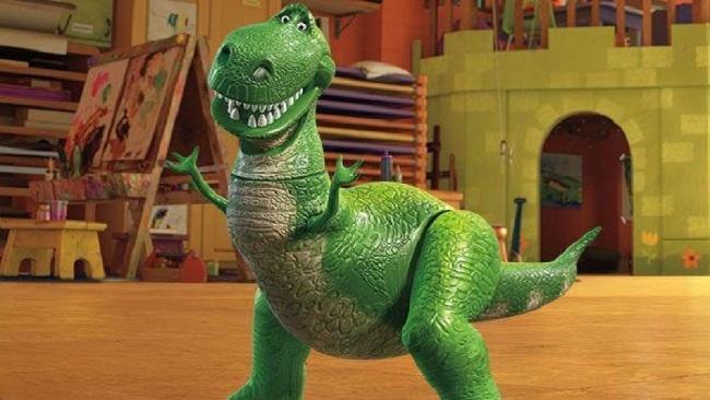 Toy Story, Rex