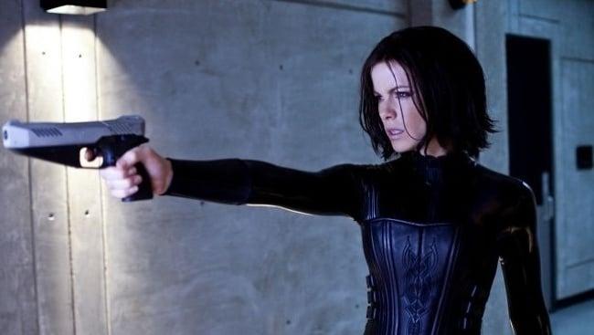 Kate Beckinsale v sérii Underworld