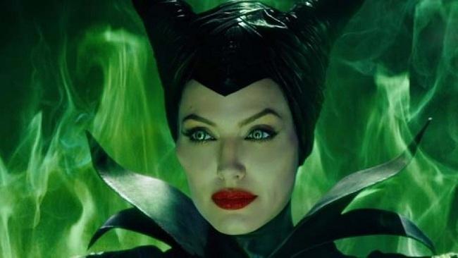 Vládkyňa zla, Angelina Jolie