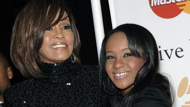 Whitney Houston s dcérou